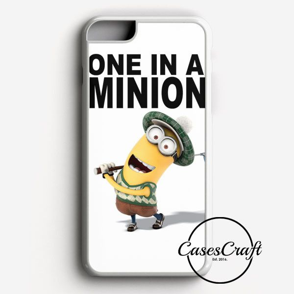 One In A Minion Despicable Me Minion Quote iPhone 7 Case | casescraft