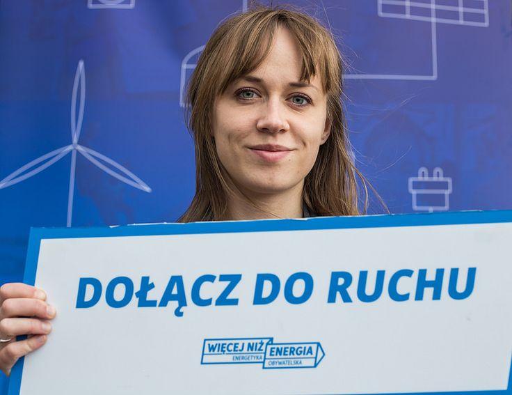 Więcej niż energia - energetyka obywatelska. Podpisz apel na www.wiecejnizenergia.pl  #energy #renewables #res #oze