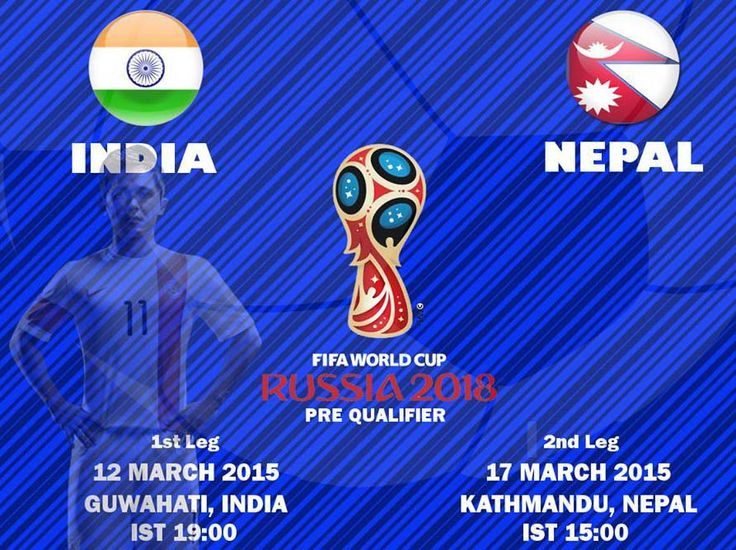 India vs Nepal World Cup Qualifier Match schedule