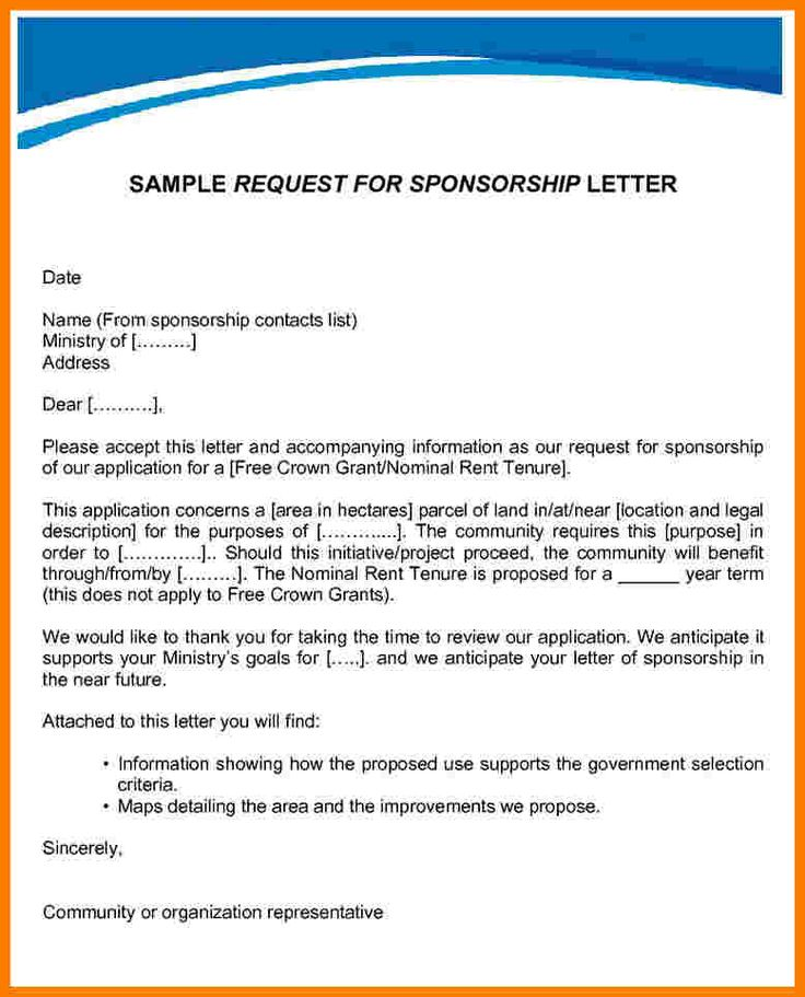 how write request letter examplequest sampleg best practices for - format for sponsorship letter