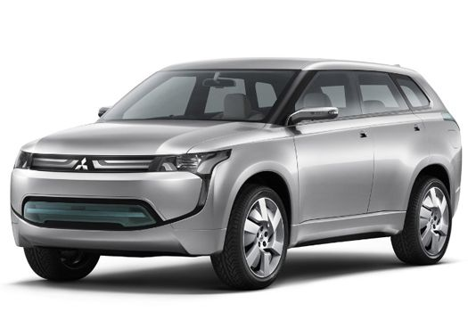 #Mitsubishi Outlander PHEV Heading to #Paris Motor Show