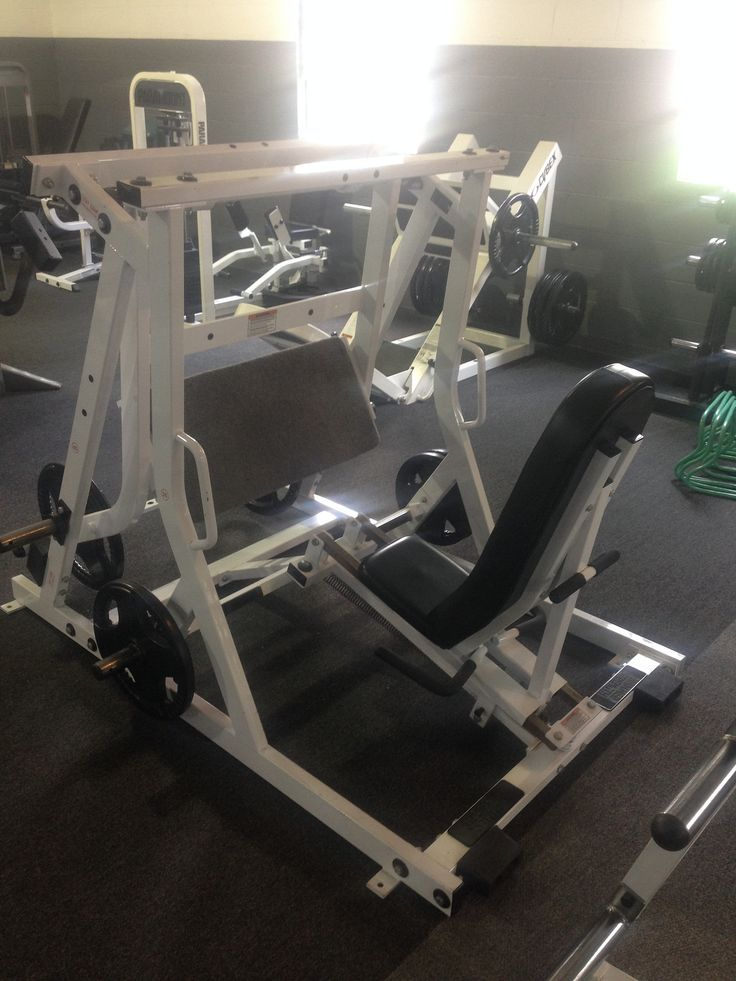 Equipment for sale that is in beautiful condition. Including a Commercial Grade Power Rack, Hammer Strength Plate Loaded Leg Press, Magnum 45 Degree Hyper extension.  Call Brandon at 815.501.9345
