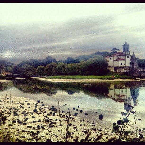#iglesia #llanes #asturias #españa - @melocss- #webstagram