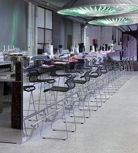 Jeppe Hein: Illusion for a Second (bar) Olafur Eliasson: International Career Lamp (lamps) // Karriere Bar - Copenhagen
