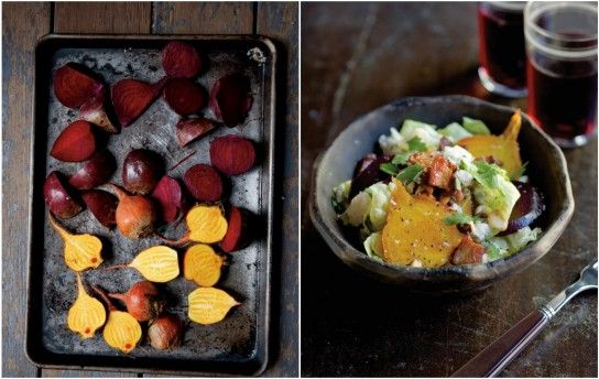 Roasted Beet Salad with Hazelnuts and Roquefort | Williams-Sonoma ...