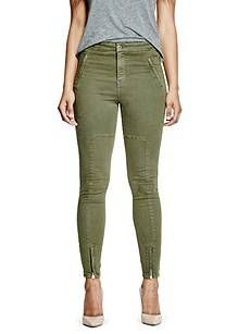 High-Rise Jeggings | GUESS.ca