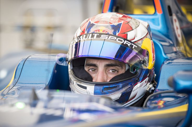 edams Renault - FIA Formula e - Sebastien Buemi
