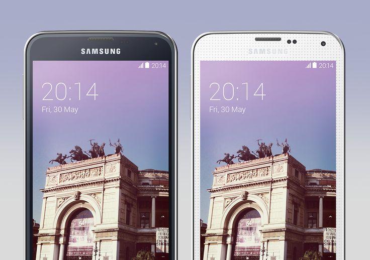 Alfreedo free stuff - Mockup - Samsung Galaxy S5 - Stefano marvulli, 5.1 display, Super amoled, Quad-core, Kitkat, Android, Smarthphone, Mobile, Mockup, S5, Galaxy, Samsung