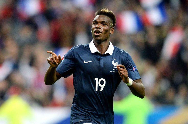 Paul Pogba peut être heureux: il a offert la victoire à la France face au Portugal samedi 11 octobre, en marquant un second but au Stade de France.
