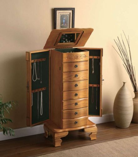 30 best Amish jewelry armoire images on Pinterest Jewelry armoire