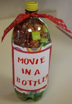Hip2Save This Holiday: Movie In ABottle