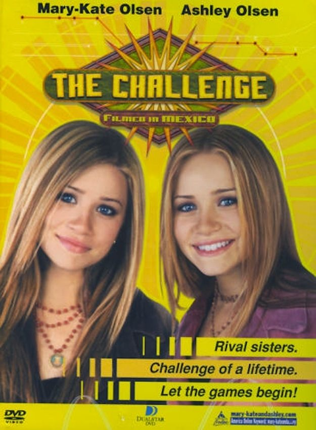 The Definitive Ranking Of Mary-Kate And Ashley Movies @caitlin l