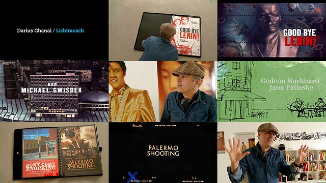 Video interview with Darius Ghanai, Germany's most prolific title designer who has designed over 50 title sequences and posters for critically acclaimed European films such as Good Bye Lenin!, Perfume and Palermo Shooting.        Full interview at http://watchthetitles.com/articles/00276-Darius_Ghanai_interview