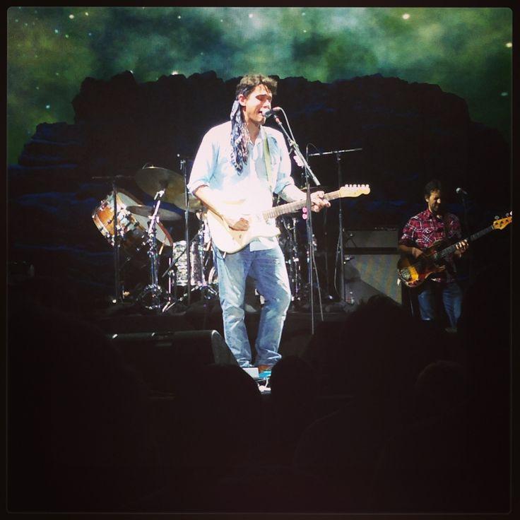 John Mayer came to Texas:: #johnmayer