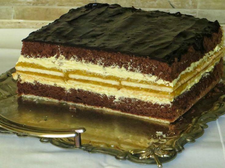 ciasto czekolada jabłko wanilia