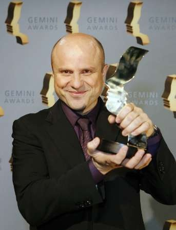 "With a Gemini Award for the T.V. series ""Flashpoint""!"