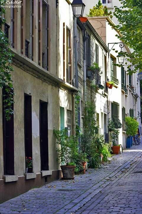 Quartier Bel Air, Paris 12e