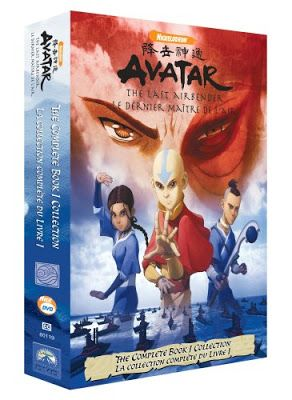 myneblogelectronicslcdphoneplaystatyon: Avatar The Last Airbender - The Complete Book 1 Co...