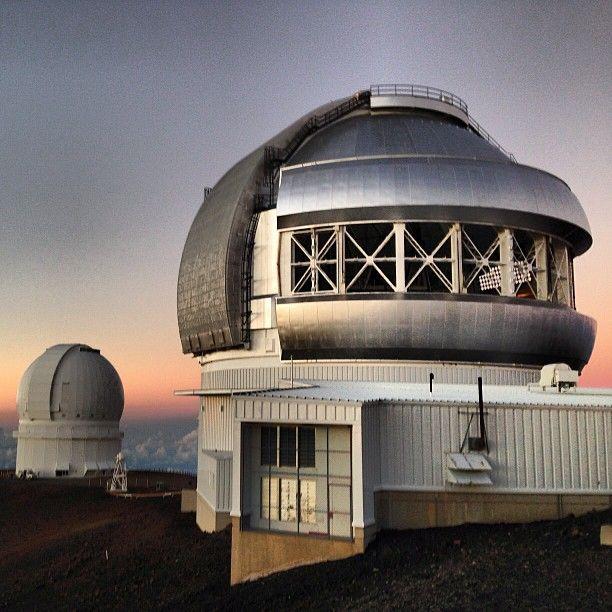 Mauna Kea Observatory Complex