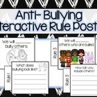 This interactive flip chart is a great way to introduce or review the rules presented by the Olweus Bully Prevention Program. These rules are prese...