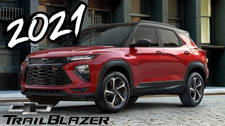 Just Released The All New 2019 Chevrolet Trailblazer