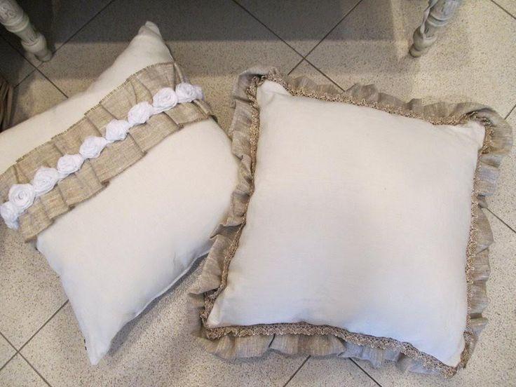 Oltre 25 fantastiche idee su cuscini shabby chic su pinterest for Cuscini per sedie shabby chic
