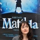 Mara Wilson, who played Matilda in the film adaptation of Roald Dahls novel, talks about her experience in the role as well as her thoughts on the Broadway musical.