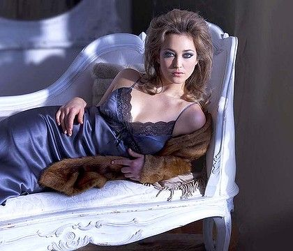 Cheree Cassidy stars in Cat on a Hot Tin Roof.