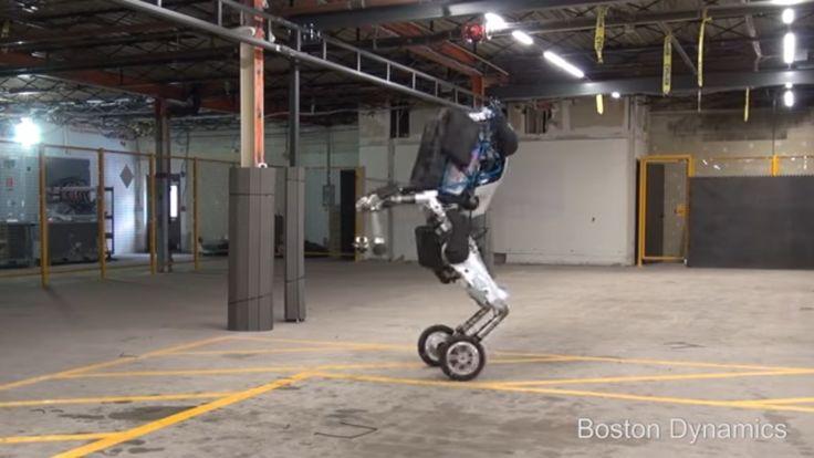 Handle: de robot-apocalyps is hier - https://www.topgear.nl/autonieuws/handle-de-robot-apocalyps-is-hier/