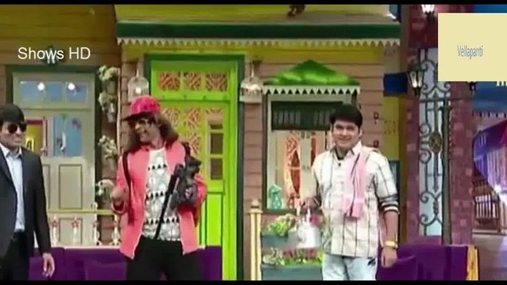 Kapil as chai vala   best funny  Top comedy by kapil  THe kapil Sharma Show