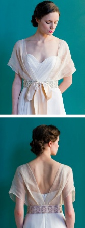 20s inspired dress designed by carol hannah whitfield. featured here:  http://issuu.com/smitten/docs/smitten_mayjune2012/23
