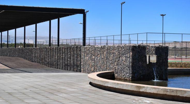 Centro Deportivo y Recreacional de Trabajadores rol B de Codelco,© Valle & Cornejo Arquitectos