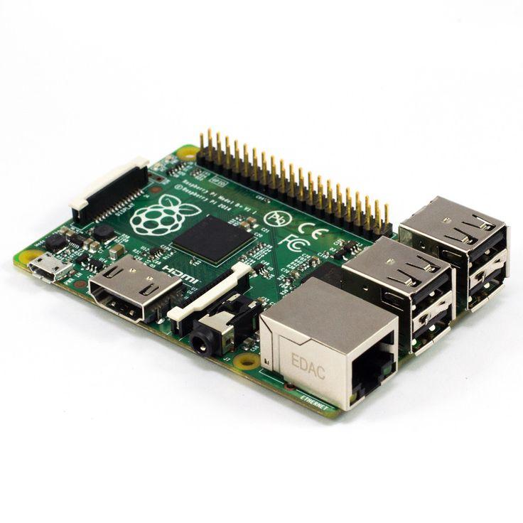 Micro-computador Raspberry Pi Modelo B+. ✓