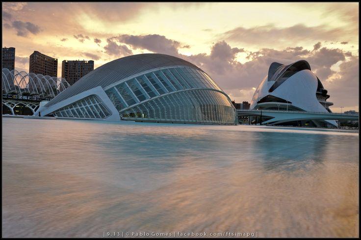 Cidade das Artes e das Ciências / Ciudad de las Artes y de las Ciencias / City of the Arts and the Sciences [2013 - Valencia - Espanha / España / Spain] #fotografia #fotografias #photography #foto #fotos #photo #photos #local #locais #locals #cidade #cidades #ciudad #ciudades #city #cities #europa #europe #turismo #tourism #arquitectura #architecture