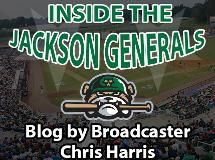 The Official Site of The Jackson Generals   jacksongeneralsbaseball.com Homepage