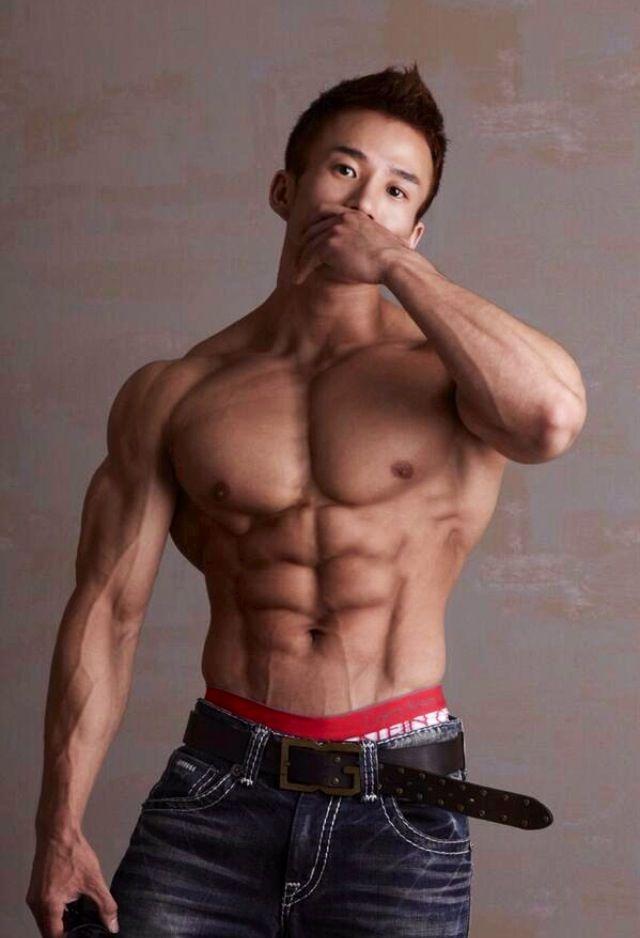 Gay Muscular Asian 84