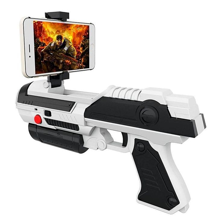 Augmented Reality Smartphone Shooting Game