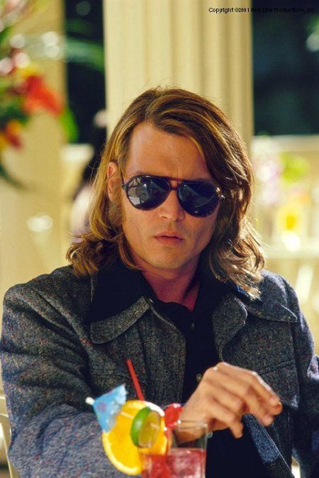 "Johnny Depp in ""Blow"" (2001)"