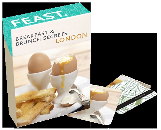 Breakfast & Brunch Secrets London - a guide to eating out in London.