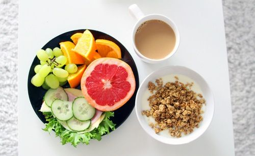 Good morning, have a great day! #healthy #coffee #goodmorning: Fruit, Clean Eating, Healthyfood, Fitness, Healthy Eating, Healthy Breakfasts, Yummy, Healthy Foods