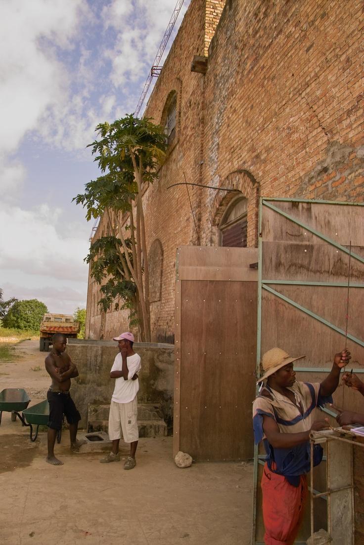 Inhambane Brick Factory