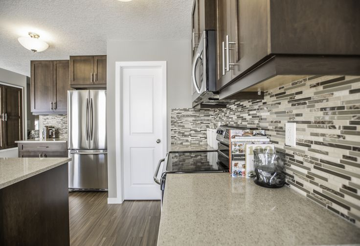 Nothing beats a beautiful custom kitchen!