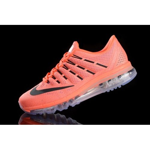 new style 3095a 4c8ba ... get ny nike air max 2016 herre oransje joggesko 2cda3 b70b4