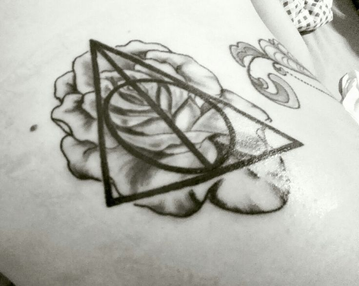 Heiligtümer des Todes / Harry Potter / Tattoo