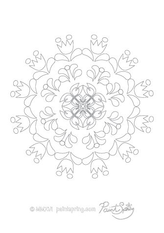 This Pretty Abstract Coloring Book Features A Variety Of Complex Designs Print 3 Free Pages From High Resolution PDF Instantly