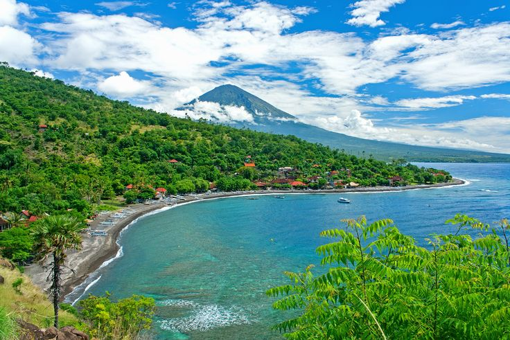 Amed  Bali's coast less travelled
