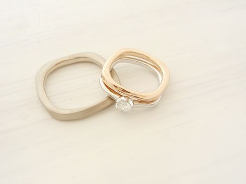 ZORRO - Order Marriage Rings - 095-2