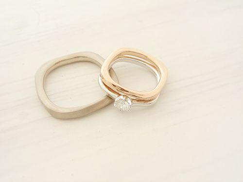 ZORRO - Order Marriage Rings - 095-2