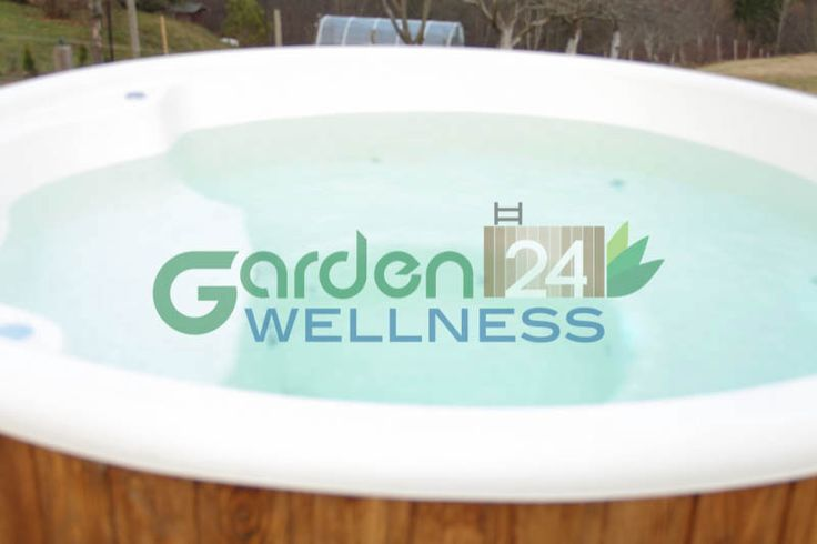GardenWellness24 Wellness hot tub