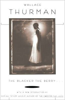 "African American Author Wallace Thurman ""The Blacker the Berry"" USA"